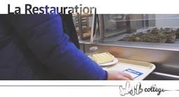 vidéo La restauration au collège Saint-Louis Saint-Bruno